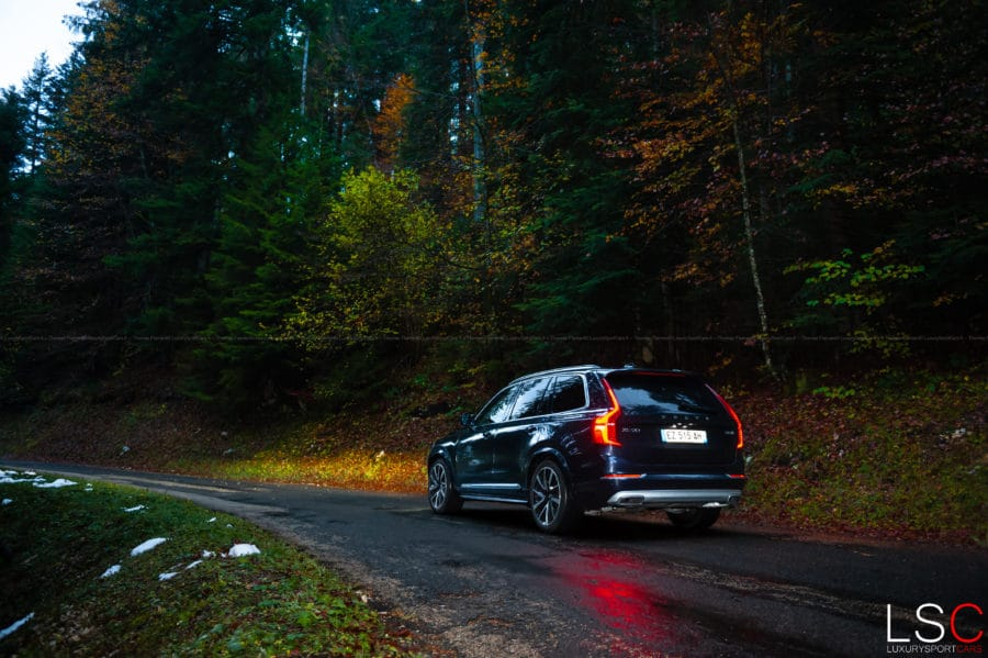Volvo XC90 Inscription D5 AWD