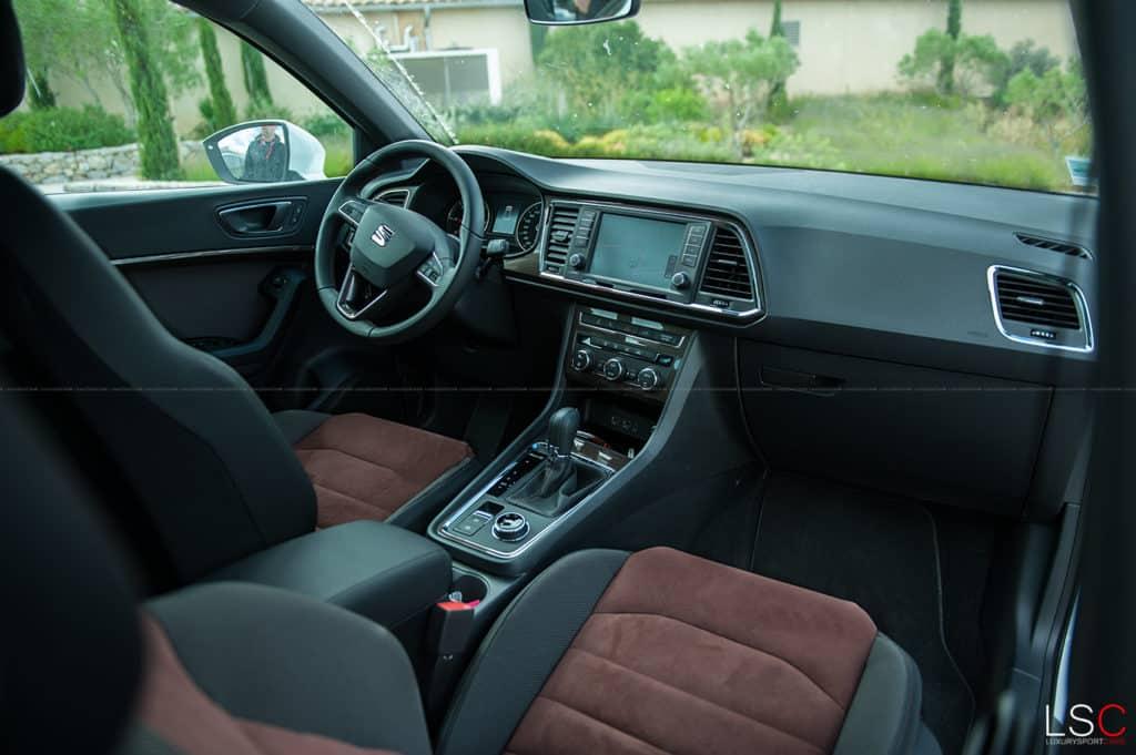 Le nouveau crossover Seat Ateca