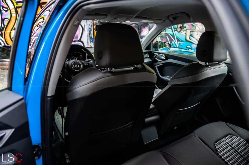 Intérieur Audi A1 Sportback 30 TFSI S-Line