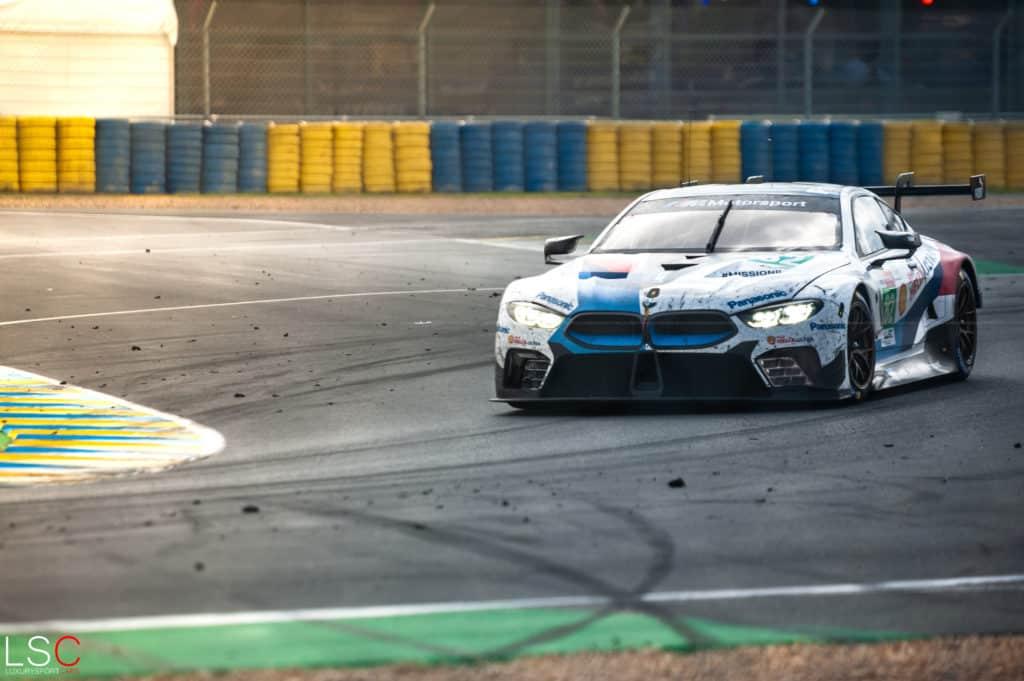 24H du Mans avec BMW France
