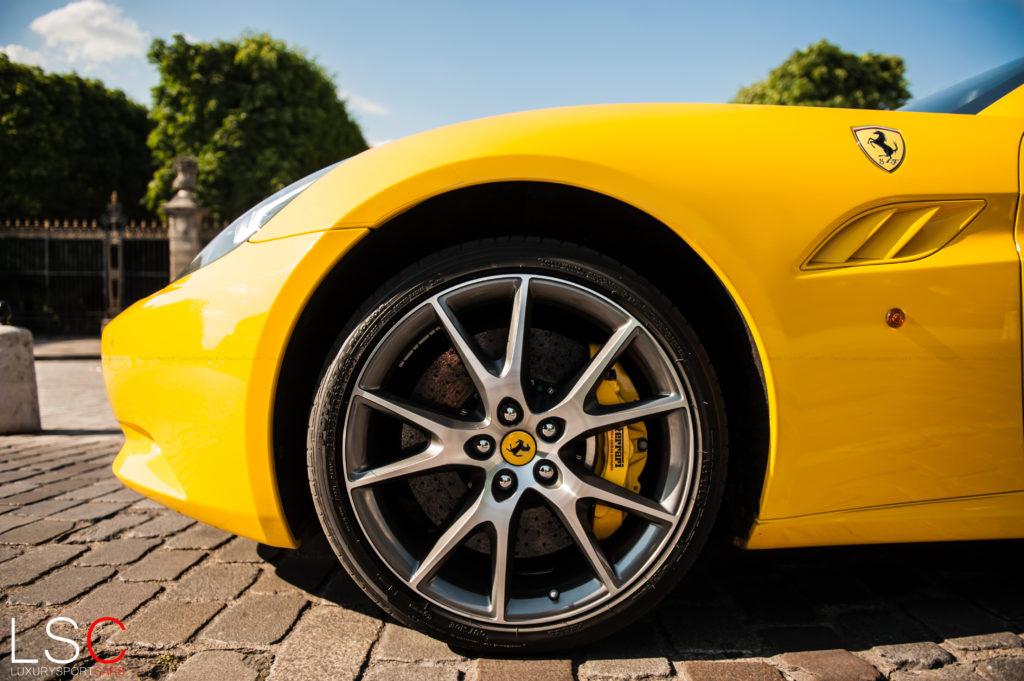 Ferrari California V8 atmosphérique légendaire