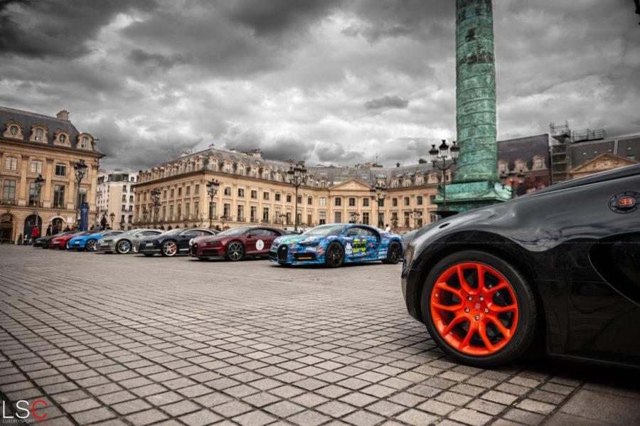 Bugatti Chiron - Rallye 110 ans Bugatti