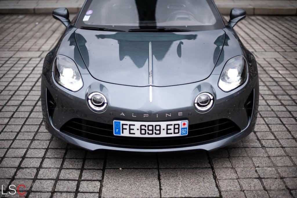 Alpine A110, la berlinette française fait peau neuve