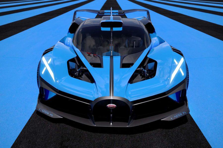 Bugatti Bolide World Premiere