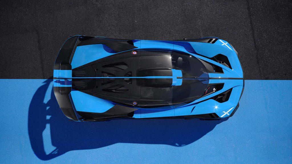 Bugatti Bolide : World Premiere
