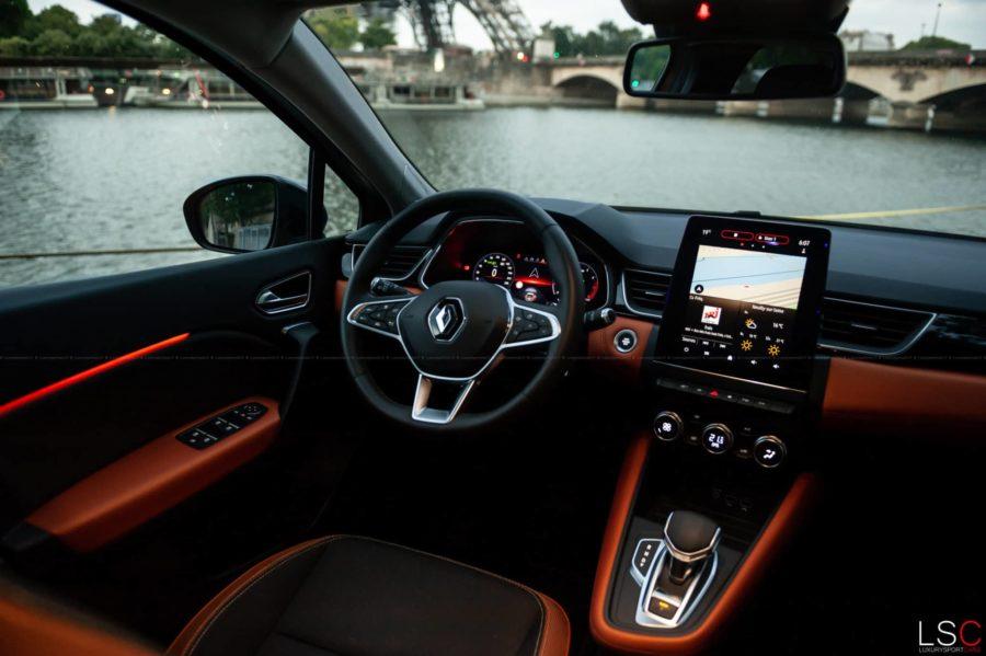 Renault Captur Intens 1.3 TCE 130 FAP