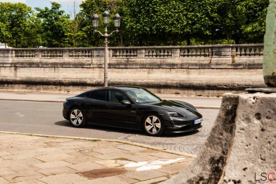 Porsche Taycan 471ch, essai et prix